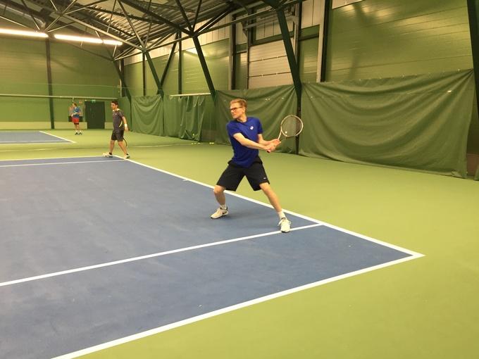 Tennis Espoo